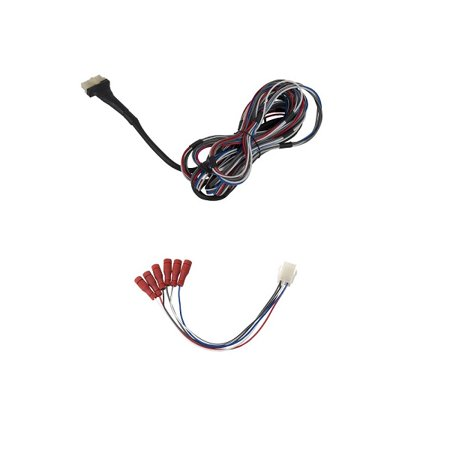 BAZOOKA FAST-9999 AND FAST-BTAH WIRING HARNESS AND