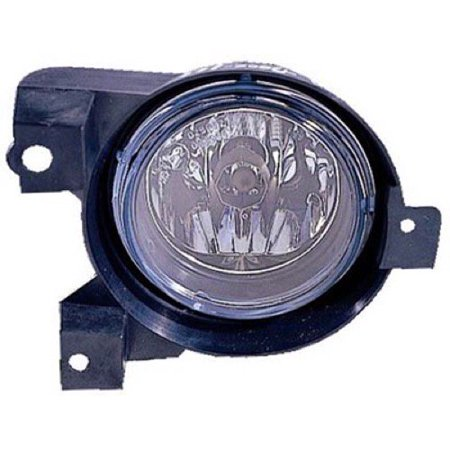 Go-Parts OE Replacement for 2002 - 2005 Mercury Mountaineer Fog Light Lamp Assembly Replacement Housing / Lens / Cover - Right (Passenger) Side 4L9Z 15200 AA FO2593195 Replacement For covid 19 (Mercury Mountaineer Fog Lamp coronavirus)