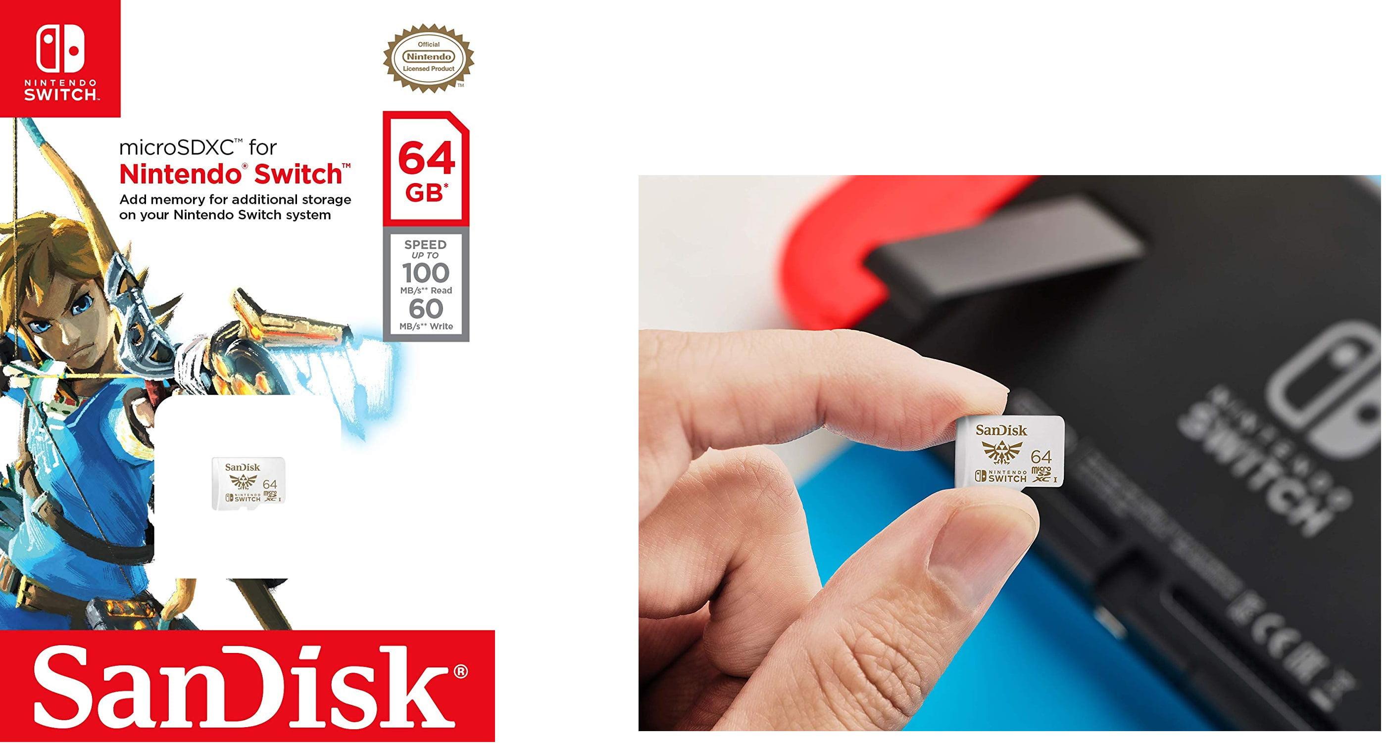 SanDisk 64 GB microSDXC