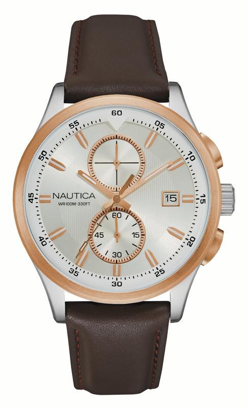 NAUTICA MEN'S WATCH NCT 19 44MM by Nautica