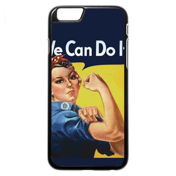 Rosie The Riveter iPhone 5 Case
