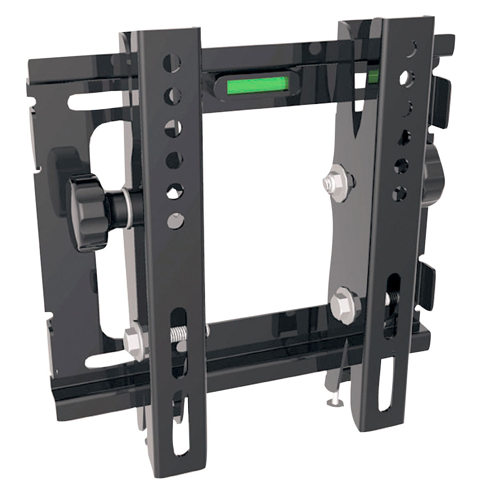 PYLE PSW445T - 14'' to 37'' Flat Panel Tiltable TV Wall Mount