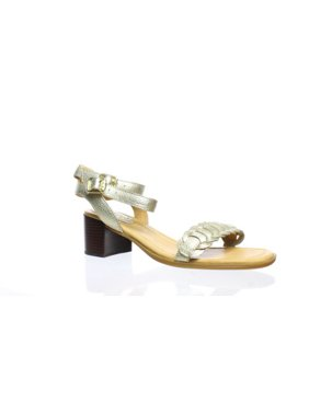 fae64934e13 Product Image New Sperry Top Sider Womens Vivianne Mora Platinum Ankle  Strap Heels Size 8