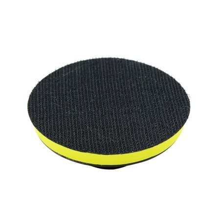 3 Inch Polishing Cleaning Waxing Buffing Pad Sponge Set for Car Auto Polisher - image 3 of 5