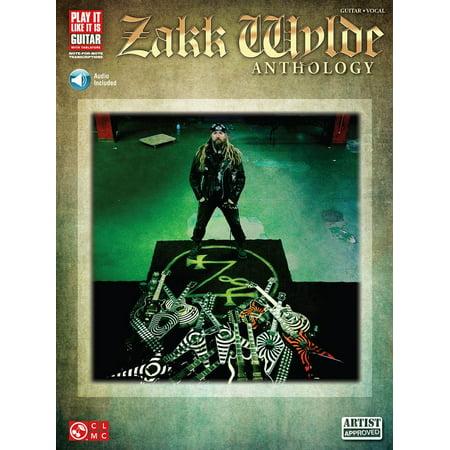 Zakk Wylde Solos - Zakk Wylde Anthology Songbook - eBook