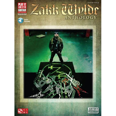 Zakk Wylde Anthology Songbook - eBook