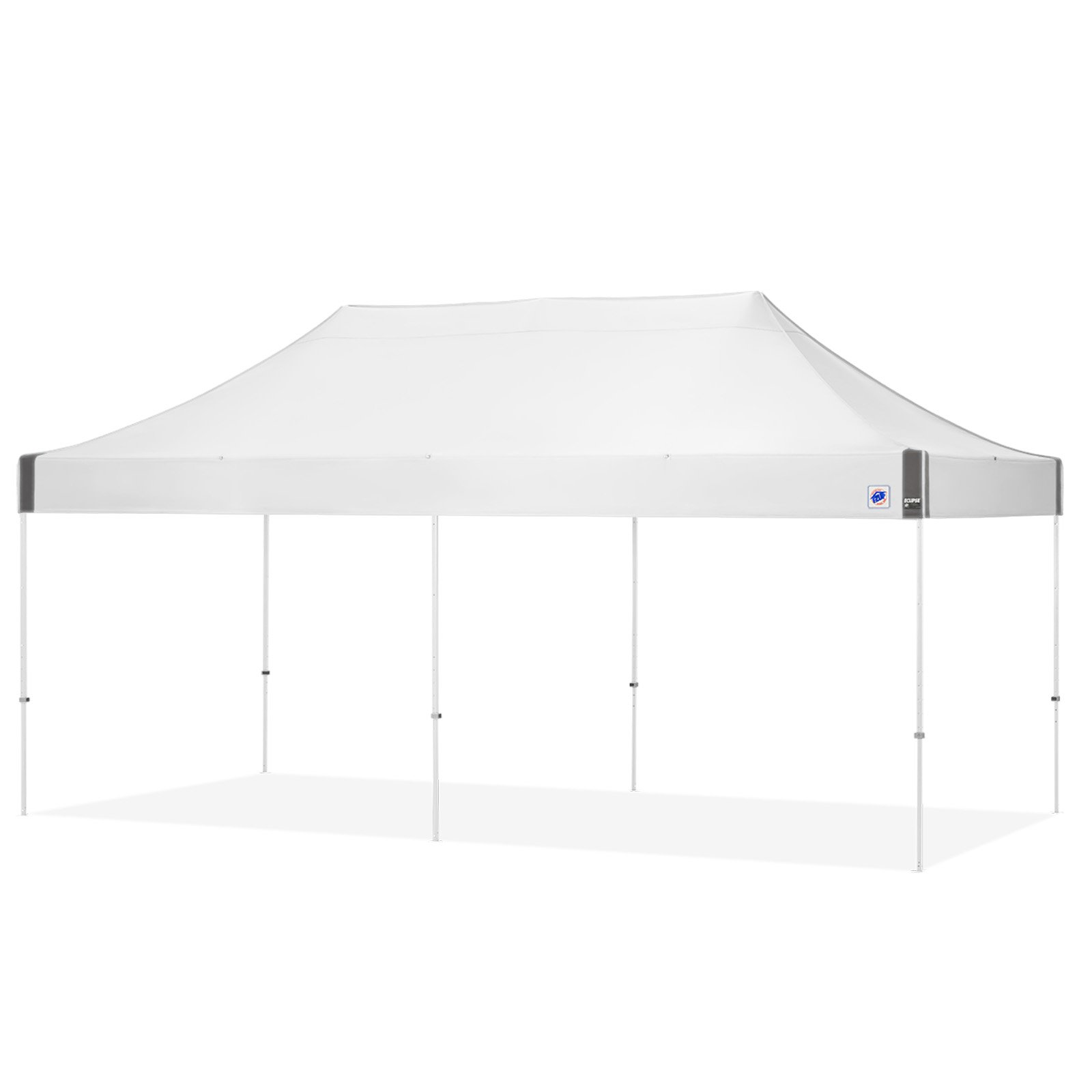 E-Z UP Eclipse 10 x 20 ft. Canopy with Carbon Steel Frame by International EZ UP Inc