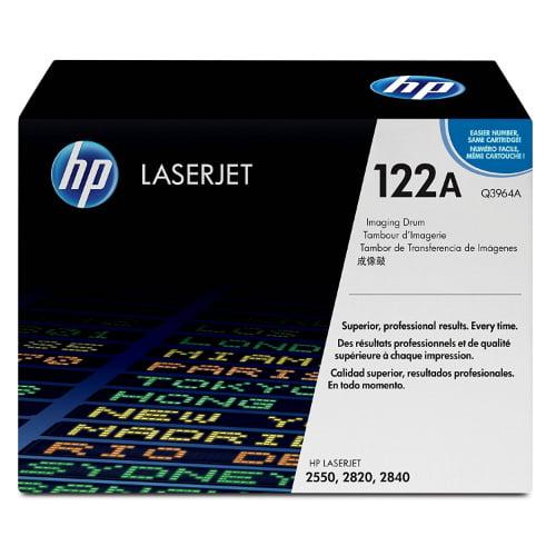 HP 122A Color LaserJet Image Drum Q3964A HP Drum Cartridg...