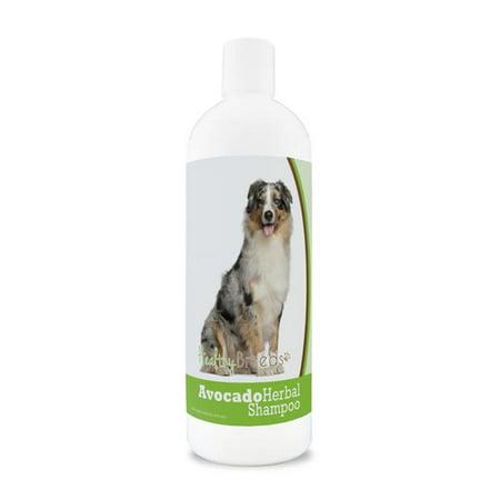 Healthy Breeds 840235157014 Australian Shepherd Avocado Herbal Dog Shampoo