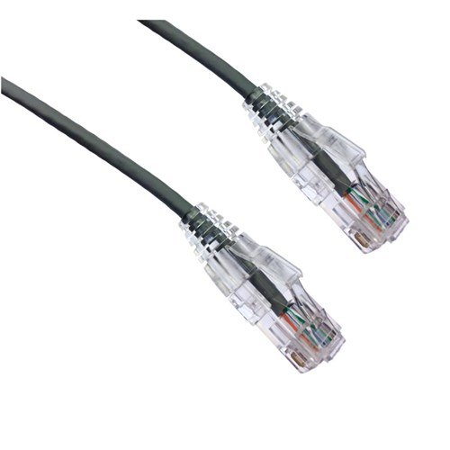 AXIOM MEMORY SOLUTIONLC AXIOM 3FT CAT6 BENDNFLEX ULTRA-THIN SNAGLESS PATCH CABLE 550MHZ (GRAY) AXIOM MEMORY SOLUTIONLC AXIOM 3FT CAT6 BENDNFLEX ULTRA-THIN SNAGLESS PATCH CABLE 550MHZ (GRAY)