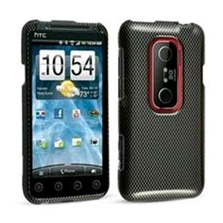 Technocel Protective Shield for HTC EVO 3D - Checker Pattern (3d Color Shield Reflector)