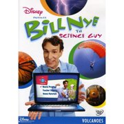 Bill Nye The Science Guy: Volcanoes (Full Frame) by