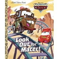 Look Out for Mater! (Disney/Pixar Cars) (Hardcover)