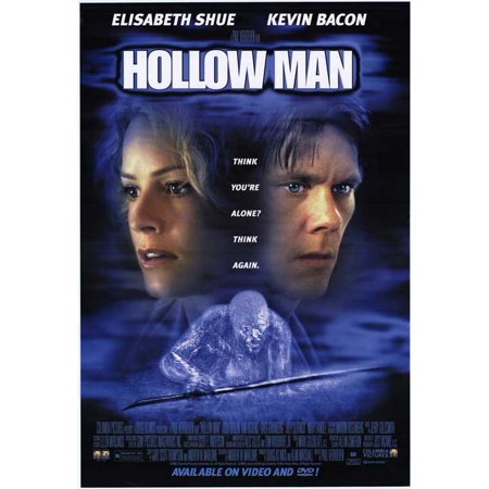 Hollow Man Poster Movie Mini Promo