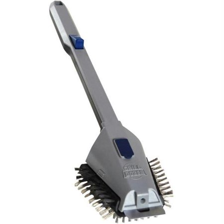 Image of Cuisinart Grill Dozer Steam Cleaning Grill Brush