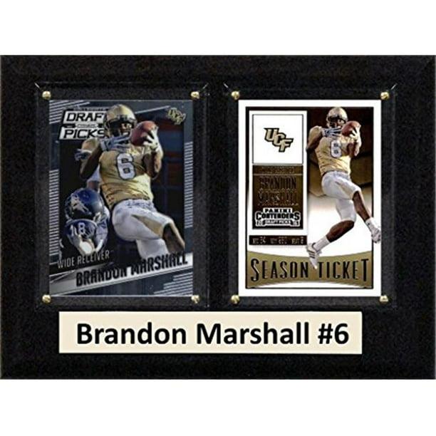 Brandon Marshall UCF Knights 6'' x 8'' Plaque
