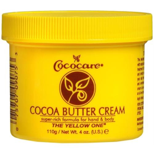Cococare Cocoa Butter Cream 4 oz (Pack of 3)