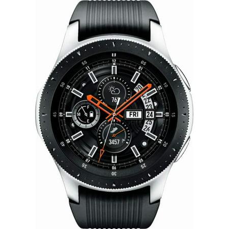 Galaxy Watch SM-R805U 46mm Unlocked Bluetooth Smartwatch - Silver