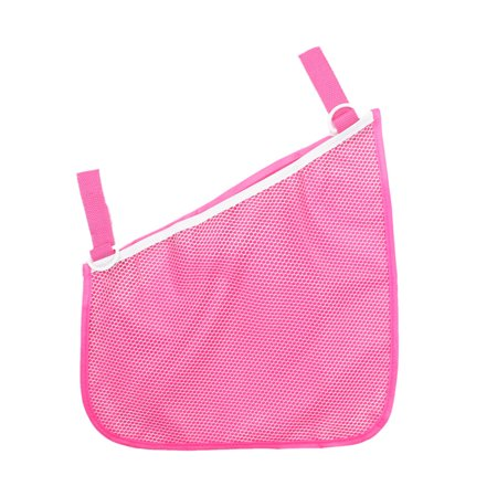 Jeobest Baby Stroller Hanging Bag - Baby Stroller Net Bag - Infant Cart Side Bag - Baby Stroller Storage Hanging Bag - Baby Pram Stroller Puschair Buggy Hanging Side Net Mesh Storage Bag MZ