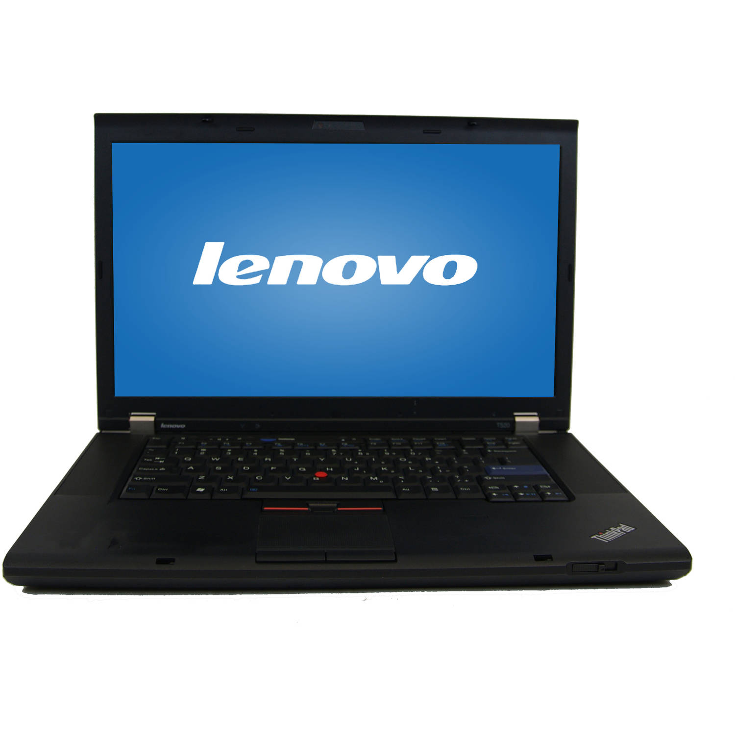 "Refurbished Lenovo Black 15.6"" Thinkpad T520 Laptop PC with Intel Core i5-2520M Processor, 16GB Memory, 256GB SSD and Windows 7 Professional"