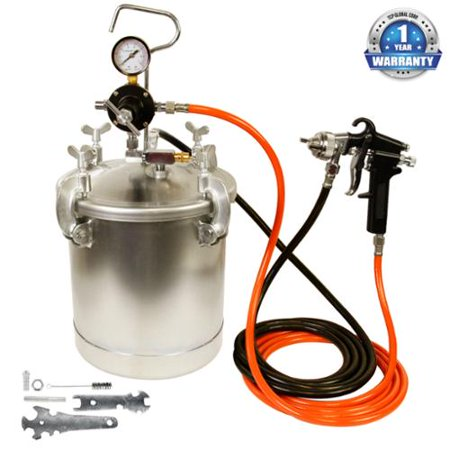 Pressure Tank Paint Spray Gun