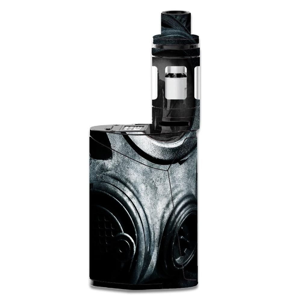 Skins Decals For Smok Gx350 Kit Vape Mod   Gas Mask War Apocolypse by Itsaskin