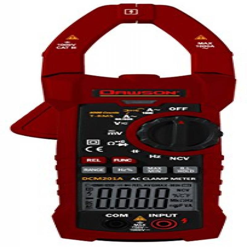 Dawson DCM201A Digital Clamp Meter