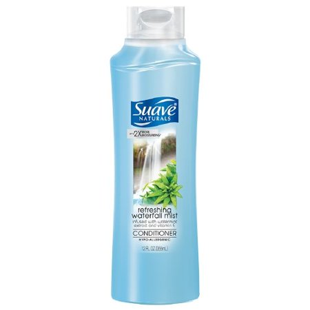 Suave Essentials Waterfall Mist Conditioner 12 Oz