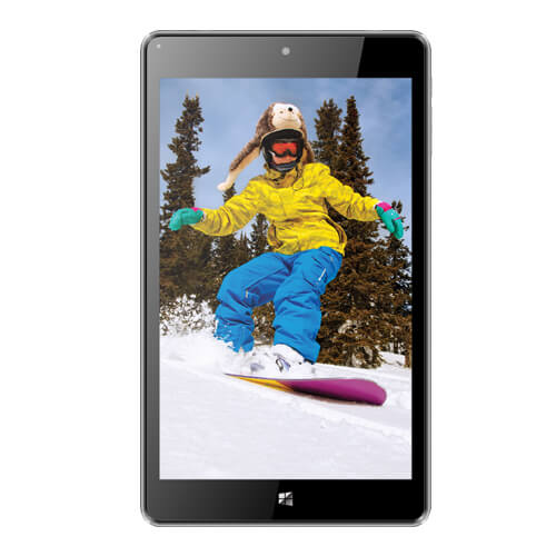 "Nuvision 8"" IPS Tablet Intel Atom Quad Core 1.33GHZ 2GB 3..."