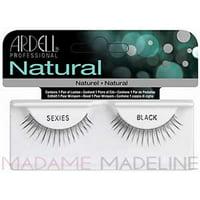 Ardell Natural Eyelashes Sexies Black
