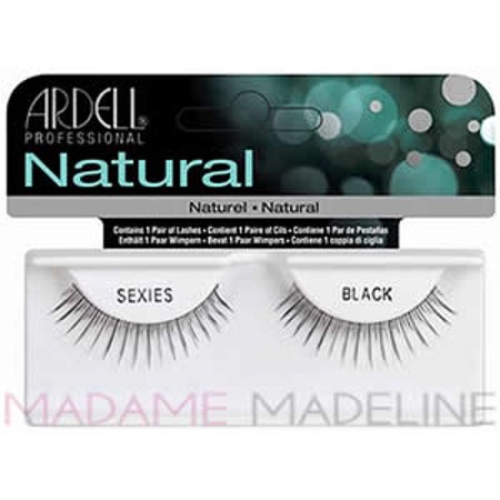 Ardell Natural Eyelashes Sexies Black