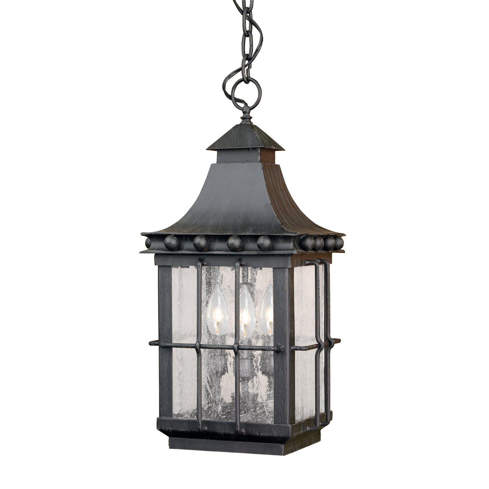 ELK Lighting Taos 8454-E Outdoor Hanging Lantern by Elk Lighting