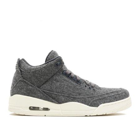 quality design a4e7a a4b50 Air Jordan - Men - Air Jordan 3 Retro Wool 'Wool' - 854263-004 - Size 11