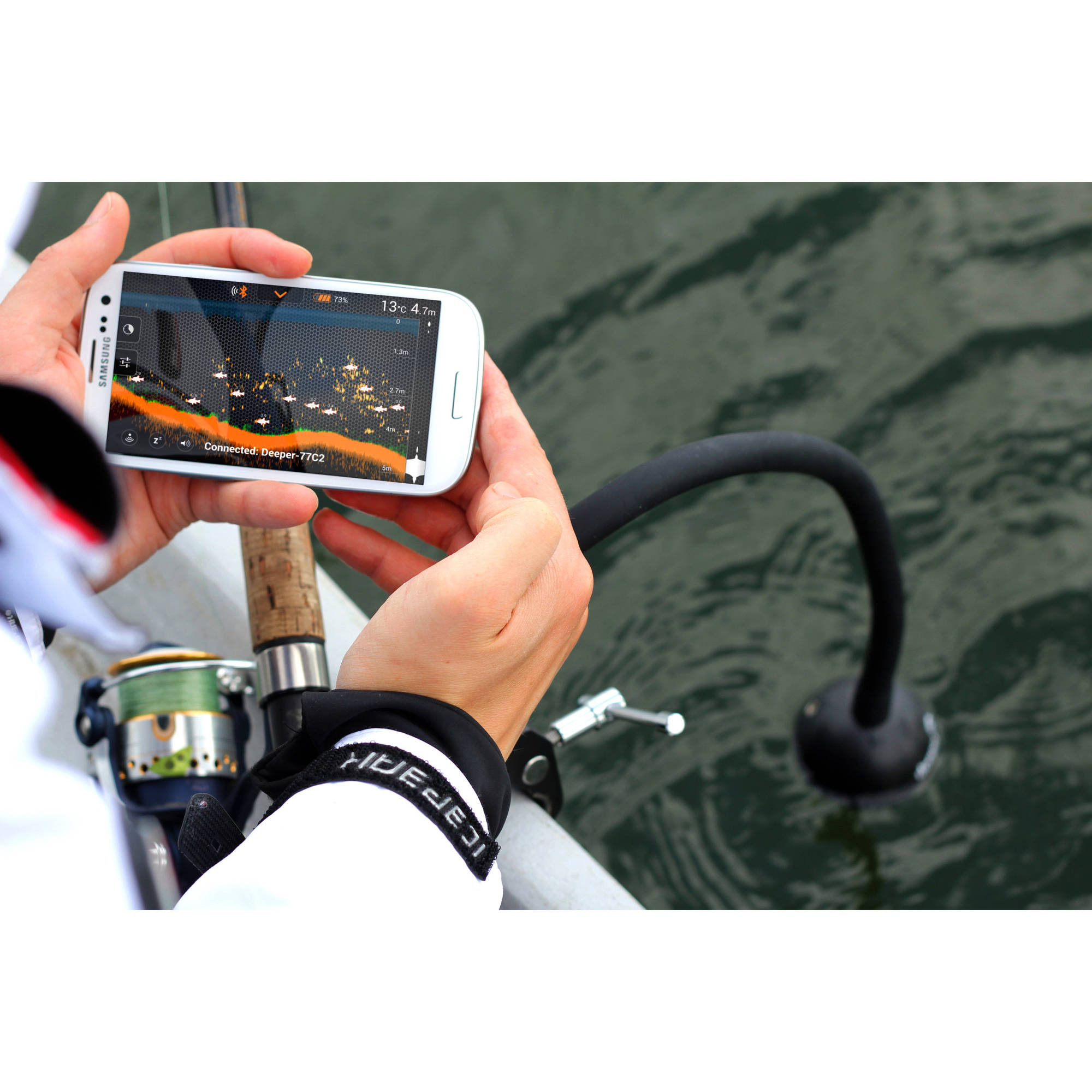 deeper portable sonar fish finder - walmart, Fish Finder