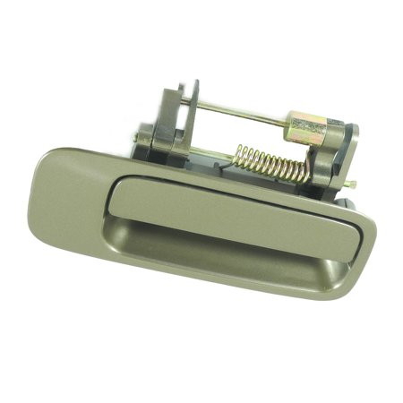 Right Rear Outside Door Handle - 4AMCA Rear Right Passenger Side Exterior Outside Door Handle For 97-01 Toyota Camry 4M7 Flaxen Mica 1997 1998 1999 2000 2001