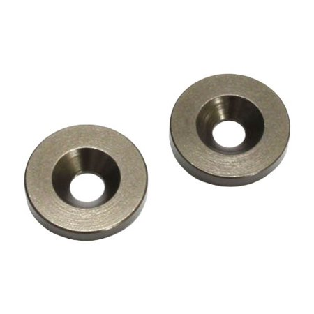 Kyosho IF455 Gunmetal 2 MP9 Wing Washer - image 1 of 1