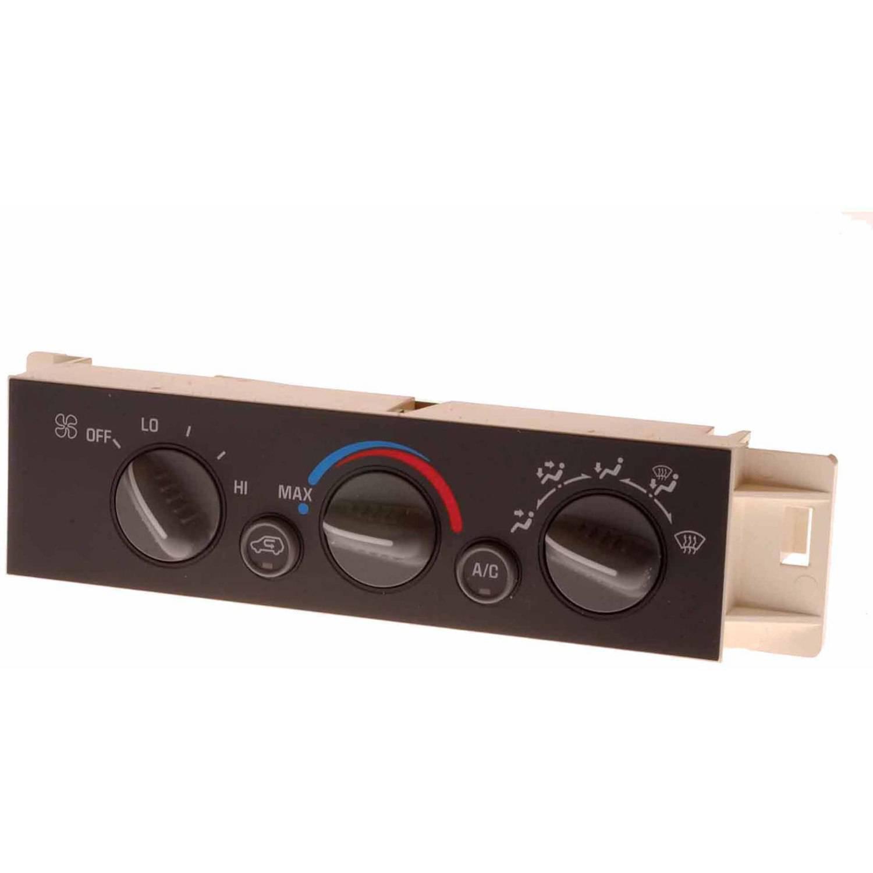 ACDelco Heater AC Control, DEL15-72548