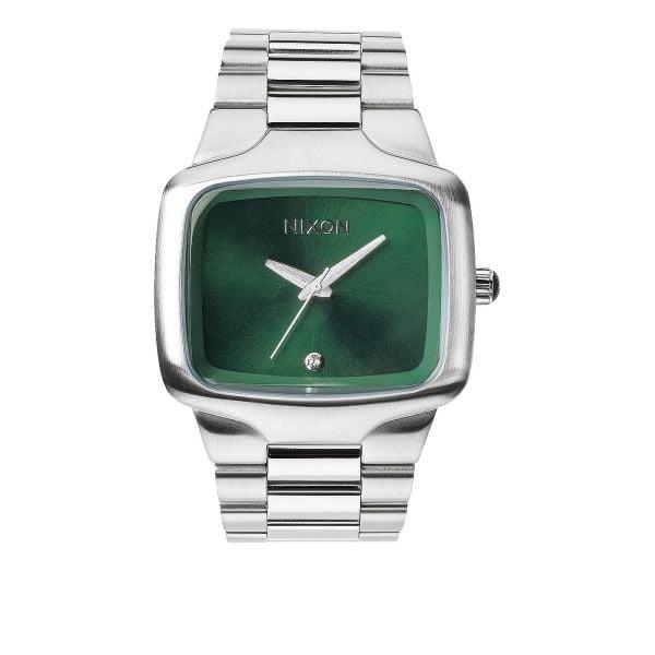Nixon A487-1696 Big Player Green Sunray Watch