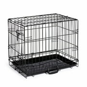 "Prevue Pet Products On-The-Go Single-Door Dog Crate, 24""L x 16-1/2""W x 20""H"