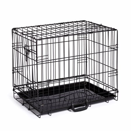 Prevue Pet Products On The Go Single Door Dog Crate 24 L