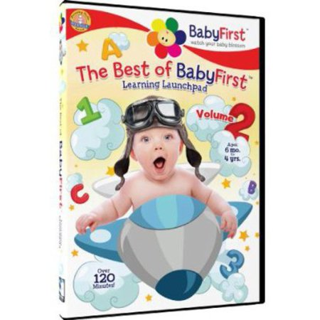 BEST OF BABYFIRST-LEARNING LAUNCHPAD (DVD) (DVD)