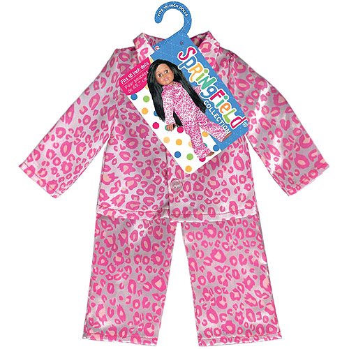 Springfield Collection Leopard Pajamas