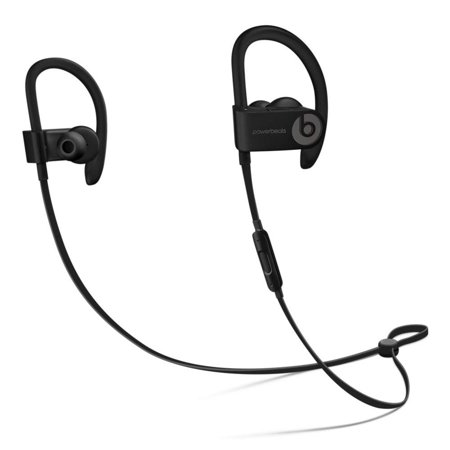 Refurbished Powerbeats 3 Wireless In-Ear Sports Headphone - Black (ML8V2LL/A) (Refurbished Powerbeats2 Wireless)