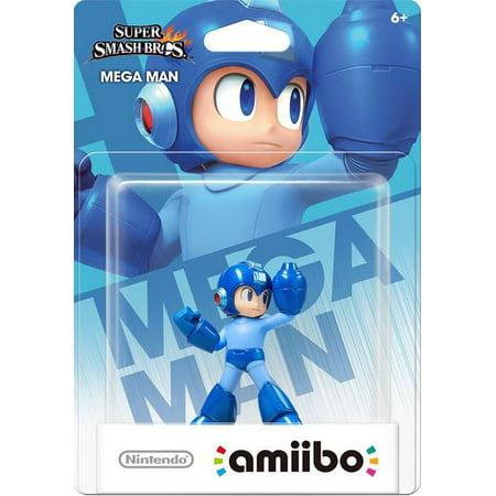 World of Nintendo Amiibo Mega Man Mini - World Manga