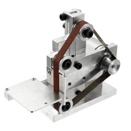 Multifunctional Grinder Mini Electric Belt Sander DIY Polishing Grinding Machine Cutter Edges Sharpener - image 4 of 7