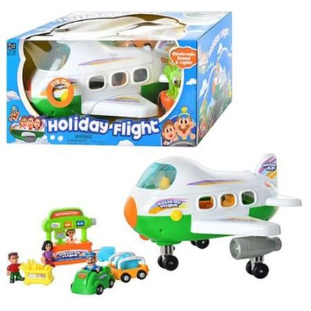 Holiday Flight Passenger Jet Air Plane Play (Jet 2 Flights)