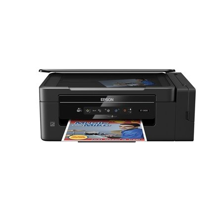 Refurbished Epson ET-2600 EcoTank All-in-One Printer