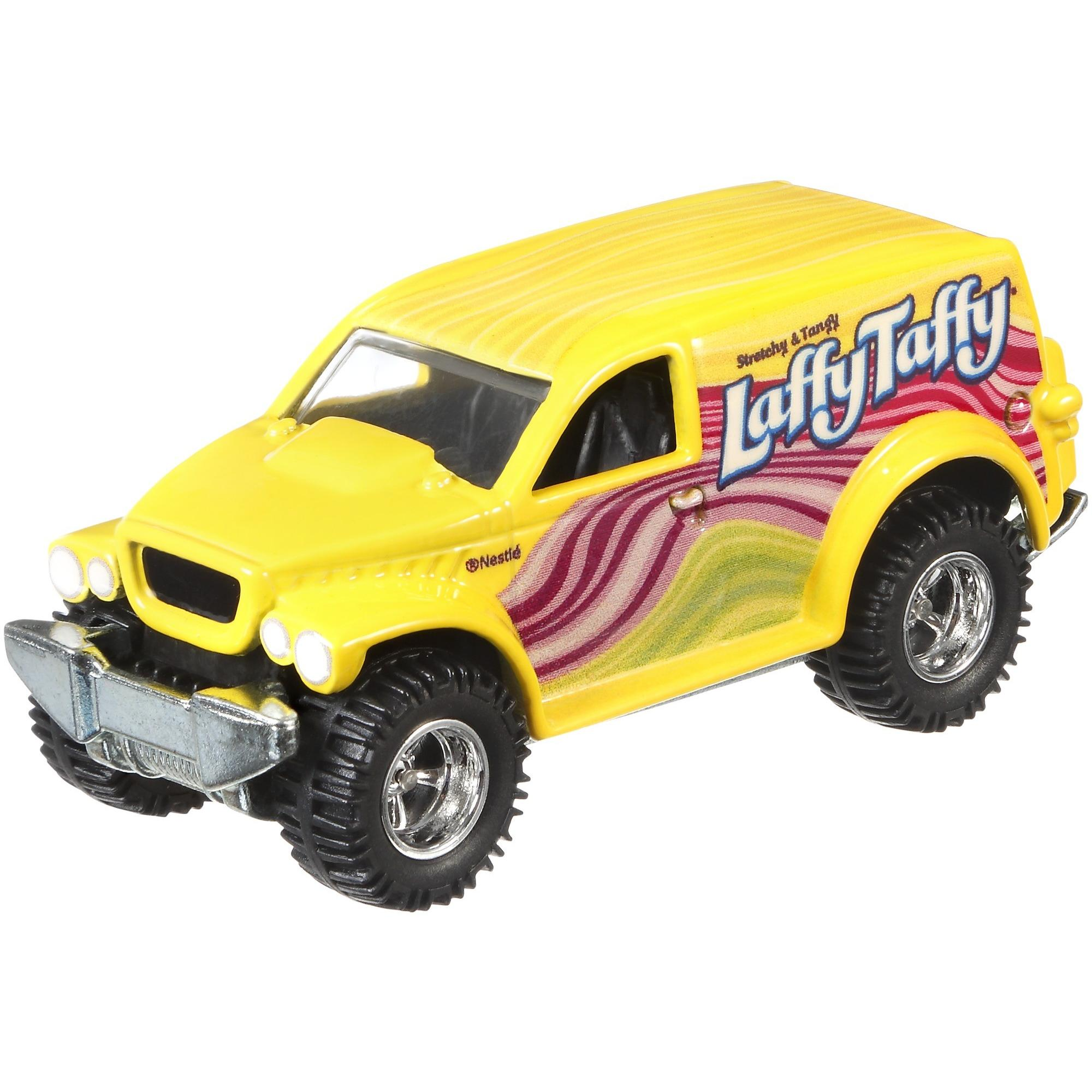 Hot Wheels Laffy Taffy Power Panel Vehicle by Mattel