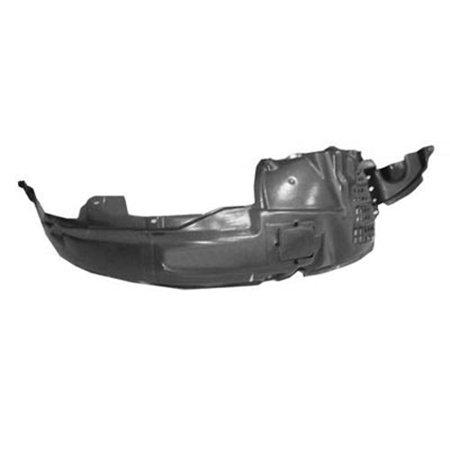 Splash Shield Passenger Side Fender (Front Passenger Side Right Splash Shield Fender Liner for 06-10 Hyundai)
