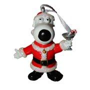 Family Guy Brian Santa Christmas Tree Holiday Ornament 63